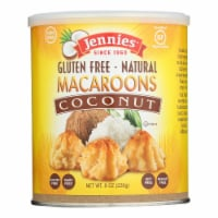 Jennie's Coconut Macaroon - Case of 12 - 8 oz. - Case of 12 - 8 OZ each