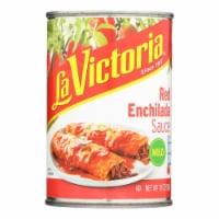 La Victoria - Red Enchilada Sauce - Mild - Case of 12 - 10 oz. - Case of 12 - 10 OZ each