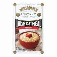 McCann's Irish Oatmeal Instant Oatmeal Regular - Case of 12 - 11.85 oz. - Case of 12- 11.85 OZ each