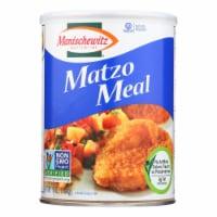 Manischewitz - Matzo Meal - Case of 12 - 16 oz.