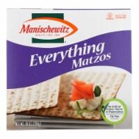Manischewitz - Matzo Everything - Case of 12 - 10 oz. - Case of 12 - 10 OZ each
