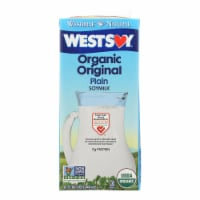 Westsoy Soy Milk - Original - Case of 12 - 32 Fl oz.