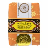 Bee and Flower Soap Ginseng - 2.65 oz - Case of 12