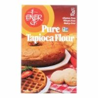 Ener-G Foods - Flour - Tapioca - Pure - Wheat Free - 16 oz - case of 12 - Case of 12 - 16 OZ each
