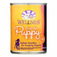 Wellness Pet Products Puppy Food - Case of 12 - 12.5 oz. - Case of 12 - 12.5 OZ each