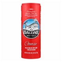 La Baleine Sea Salt Sea Salt - Coarse - 26.5 oz - case of 12