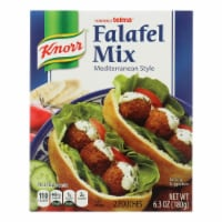 Knorr Mediterranean Style Falafel Mix  - Case of 12 - 6.3 OZ - Case of 12 - 6.3 OZ each