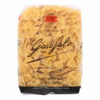 Garofalo 100% Durum Wheat Semolina Macaroni Product - Case of 12 - 16 OZ