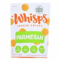 Cello Cheese Parmesan Whisps  - Case of 12 - 2.12 OZ - Case of 12 - 2.12 OZ each