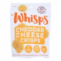Cello Cheddar Cheese Whisps  - Case of 12 - 2.12 OZ - Case of 12 - 2.12 OZ each