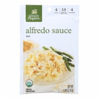 Simply Organic Alfredo Seasoning Mix - Case of 12 - 1.48 oz. - 1.48 OZ