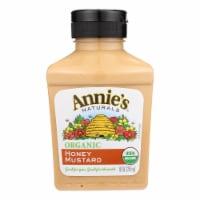 Annie's Naturals Organic Honey Mustard - Case of 12 - 9 oz. - Case of 12 - 9 OZ each