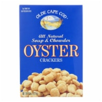 Olde Cape Cod - Oyster Crackers - Case of 12 - 8 oz.
