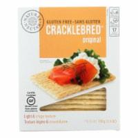 Natural Nectar Gluten Free Cracklebred - Tomato - Case of 12 - 3.5 oz.