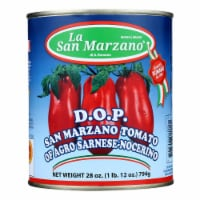 La San Marzano - Tomatoes Dop San Marz - Case of 12-28 OZ - Case of 12 - 28 OZ each
