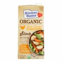 Kitchen Basics Chicken Stock - Case of 12 - 32 Fl oz. - Case of 12 - 32 FZ each