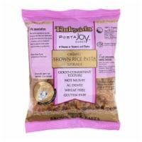 Tinkyada Brown Rice Pasta - Spiral - Case of 12 - 12 oz - Case of 12 - 12 OZ each
