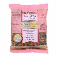 Tinkyada Brown Rice Pasta - Vegetable Spiral - Case of 12 - 12 oz