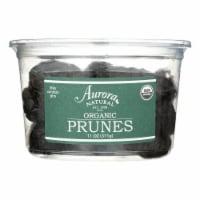 Aurora Natural Products - Organic Prunes - Case of 12 - 11 oz.