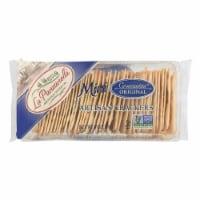 La Panzanella Mini Croccantini - Original - Case of 12 - 6 oz - Case of 12 - 6 OZ each