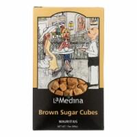 La Medina Sugar Cubes - Brown - Case of 12 - 13 oz. - Case of 12 - 13 OZ each