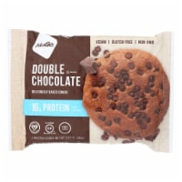 Nugo Nutrition Bar - Prot Cookie Double Choco - Case of 12 - 3.53 OZ - Case of 12 - 3.53 OZ each