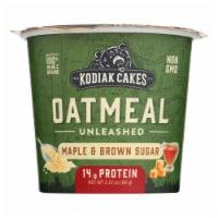 Kodiak Cakes Oatmeal - Case of 12 - 2.12 OZ - Case of 12 - 2.12 OZ each