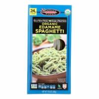 Seapoint Farms Edamame Spaghetti - Case of 12 - 7.5 oz. - Case of 12 - 7.05 OZ each