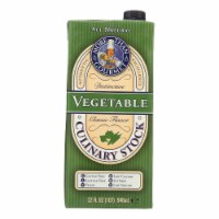 More Than Gourmet - Vegetable Stock - Case of 12 - 32 OZ