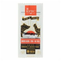 Epic - Bar Breakfast Bacon Pork Egg - Case of 12 - 1.5 OZ - Case of 12 - 1.5 OZ each