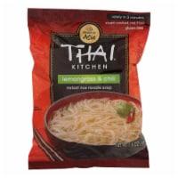 Thai Kitchen Instant Rice Noodle Soup - Lemongrass and Chili - Medium - 1.6 oz - Case of 6 - Case of 12 - 1.6 OZ each