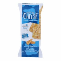 Just The Cheese - Bars Grilled Cheese - Case of 12 - .8 OZ - Case of 12 - .8 OZ each