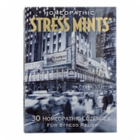 Historical Remedies Homeopathic Stress Mints - 30 Lozenges - Case of 12 - Case of 12 - 30 CT each