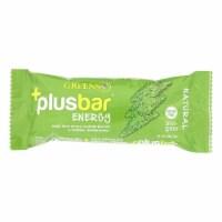 Greens Plus Energy Bar - Case of 12 - 2 OZ