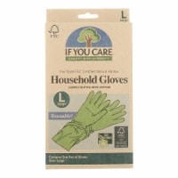 If You Care Household Gloves - Large - 12 Pairs - Case of 12 - 1 PAIR each