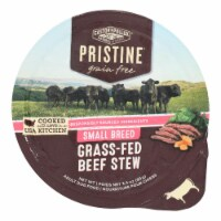 Castor & Pollux - Dog Food Grain Free Beef Small - Case of 12 - 3.50 OZ - Case of 12 - 3.50 OZ each