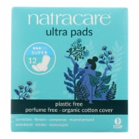 Natracare Organic & Natural Ultra Pads  - Case of 12 - 12 CT - Case of 12 - 12 CT each
