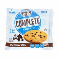 Lenny and Larry's The Complete Cookie - Chocolate Chip - 4 oz - Case of 12 - Case of 12 - 4 OZ each