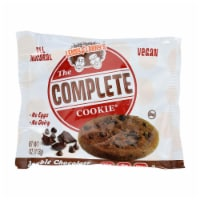 Lenny and Larry's The Complete Cookie - Double Chocolate - 4 oz - Case of 12