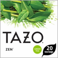 Tazo Zen Green Tea Sachets 120 Count - 120 ct