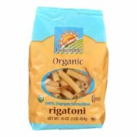 Bionaturae Pasta - Organic Durum Semolina Rigatoni - Case of 12 - 16 oz. - Case of 12 - 16 OZ each