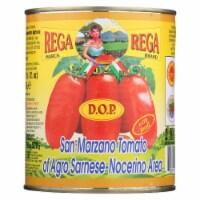 Rega Brand - Ital Tom Whole Peeled Dop - Case of 12 - 28 OZ - Case of 12 - 28 OZ each