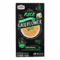 Veggiecraft - Rice Original Cauliflower - Case of 12-7.5 OZ - Case of 12 - 7.5 OZ each