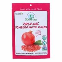 Enjoy Natierra Freeze Dried Pomegranate Arils - Case of 12 - 1.3 OZ - Case of 12 - 1.3 OZ each