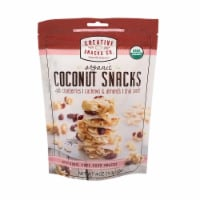 Creative Snacks - Bag - Coconut - Cranberry Nut - Case of 12 - 4 oz