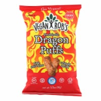 Vegan Rob's - Puffs Dragon - Case of 12 - 3.5 OZ - Case of 12 - 3.5 OZ each