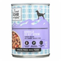 I and Love and You Gobble It Up Stew - Wet Food - Case of 12 - 13 oz. - Case of 12 - 13 OZ each