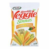 Sensible Portions Garden Veggie Straws  - Case of 12 - 5 OZ - Case of 12 - 5 OZ each
