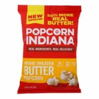 Popcorn Indiana Popcorn - Movie Theater - Case of 12 - 4.75 oz. - Case of 12 - 4.75 OZ each