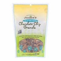 Jessica's Natural Foods Gluten Free Chocolate Chip Granola  - Case of 12 - 11 OZ - Case of 12 - 11 OZ each